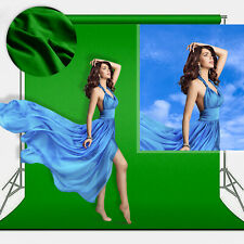 5x10 ft. Green Backdrop Background Screen for Photo Video studio