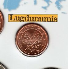 Allemagne 2013 1 centime A Berlin FDC provenant coffret BU 40000 exemplaires