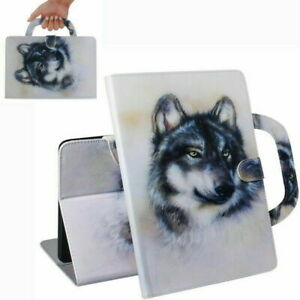 """Magnetic Leather Flip Stand Handbag Case Cover For iPad Air 4 10.9 Pro 11"""" 2020"""