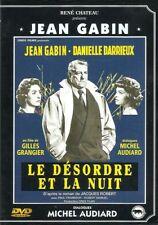 Le Désordre Et La Nuit (Jean Gabin, Danielle Darrieux) - DVD René Chateau