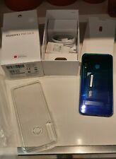 Huawei P40 Lite E E-L29 - 64GB - Aurora Blue - Dual SIM - Completo