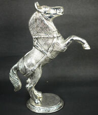Home and gurden Decor,Gift Item, pure oxidized white metal handcrafted Horse