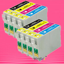 8 NON-OEM INK alternative for EPSON 69 T0691-T0694 Stylus NX300 NX100