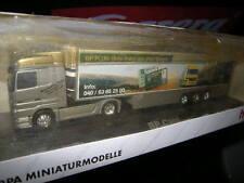 1:87 Herpa Mercedes-Benz Actros LH SZ. BP Card LKW Werbemodell PC-Box OVP