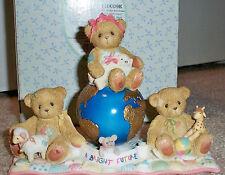 Cherished Teddies Desiree, Karina and Shawn St. Jude Le 2002 110009R
