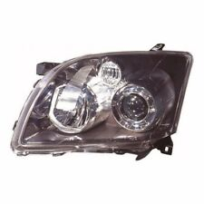 For Toyota Avensis Mk2 4/2006-2009 Headlight Headlamp Black Uk Left Side NS