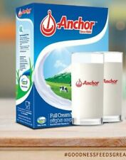Anchor Dry Full Cream Milk Powder 400g Original High Quality Products