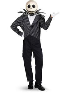 A Nightmare Before Christmas Jack Skellington Costume