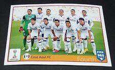 28 CRUZ AZUL FC MEXICO MEXIQUE PANINI FOOTBALL FIFA 365 2015
