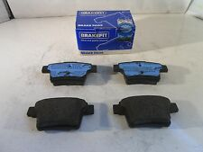 Ford Mondeo Mk3 Rear Brake Pads Set 2004 to 2007 BRAKEFIT