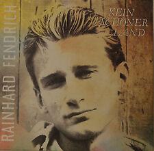 "RAINHARD FENDRICH - NO BEL LAND Single 7"" (H673)"