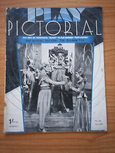 THE PLAY PICTORIAL Issue 384 The Golden Toy