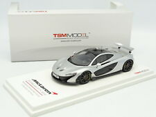 True Scale Model TSM 1/43 - McLaren P1 XP2R Nurburgring Development Car 2013