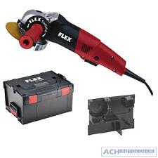 Flex Amoladora angular L 3410 VR 125mm l3410vr 406.481 +L-BOXX +estante