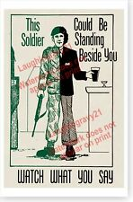 Irish Republican This Soldier Could Be Standing Beside You Circa 1971 Poster