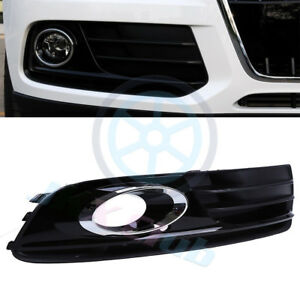 For Audi Q5 2013-14 Front Bumper Lower Right Cover O Fog Light Grille 8R0807682J