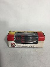 LAWRY'S BASS FISHING BOAT 1:64 SCALE Collectors Edition DIE CAST