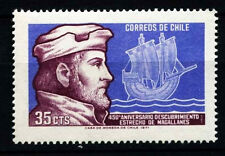 Chile 1971 SG#676 Magellan Straits MNH #D37590