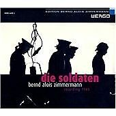 Zimmermann - Die Soldaten, , Acceptable Double CD