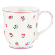 GreenGate Fluted Tea Mug in Tammie Rose
