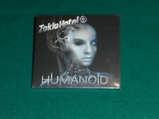 Tokio Hotel ‎– Humanoid Deluxe Edition, English version