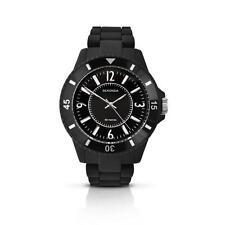Sekonda 4780 Black Sports Polycarbonate Bracelet Watch RRP £49.99 2yr Warranty