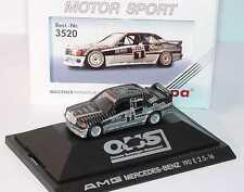 1:87 Mercedes-Benz 190E Evo I DTM 1990 AMG Champignon roi Nr.7 Klaus Ludwig