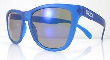 "Nectar Polarized ""BLUESTEEL"" Sunglasses NIB w/Micro Bag Transparent Blue Frame"