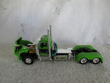 DCP DIECAST PROMOTIONS 1/64 KENWORTH CAB LIME GREEN & BLACK TRUCK TRACTOR L@@K!