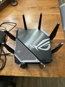 ASUS GT-AXE11000 4 Port 10 Gigabit Wireless Router