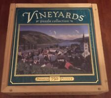 NEW - VINEYARDS PUZZLE COLLECTION - Rhein Germany - 750 Piece Puzzle