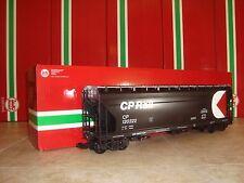 LGB 43822 BLACK CP RAIL MODERN STEEL CENTER FLOW HOPPER #120322 BRAND NEW IN BOX