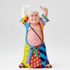 Romero Britto Laughing Buddha Small Figurine