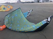 2018 Liquid Force Solo V3 Black Kite 12m w/bar