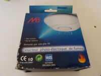 détecteur photo electrique de fumée M3  GNS-366-E (cp07)