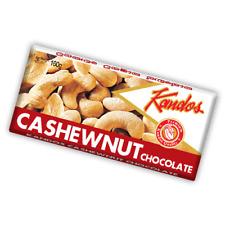 chocolate Cashewnut 160g
