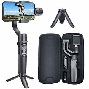 Hohem Smartphone Gimbal Stabilizer 3-Axis Handheld Gimble Compatible with iPh...