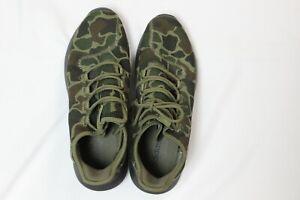 Mens Adidas Tubular Knit Camo Athletic shoes size 12