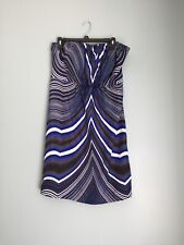 NWT The Limited Strapless Dress Size 14