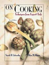 On Cooking, Volume 1: Techniques from Expert Chefs (2nd Edition)-ExLibrary