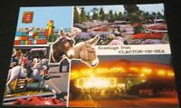 England Greetings from Clacton-on-Sea Multi-view - posted 1984