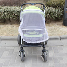 Baby Pushchair Stroller Mosquito Net Pushchair Stroller Fly Midge Insect Cover