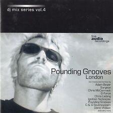 Fine Audio DJ Mix Series Vol. 4 - Pounding Grooves - London - CD TECHNO - TBFWM
