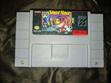 Stunt Race Fx (Super Nintendo Snes, 1994) Authentic - Tested!