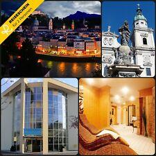 3 Tage 2P 4★ Hotel Salzburg City Kurzurlaub Hotelgutschein Städtereisen Urlaub