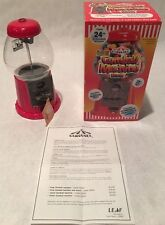 Carousel Industries Red No 96 Junior Coin Operated Gumball Machine