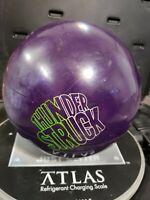 RARE Storm Thunder Struck bowling ball 14 LB Bowling ball