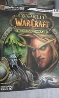 World of Warcraft Burning Crusade. Official Strategy Guide and Expansion set