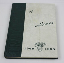 """1998 Patrick Henry High School Yearbook San Diego California """"Traditions"""""""