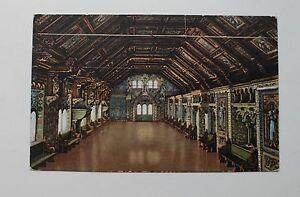EISENACH - Wartburg , Der Bankettsaal